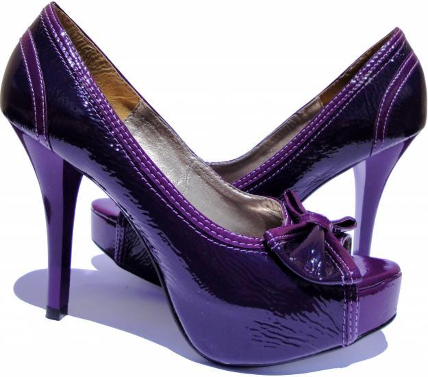 sapatos meia pata