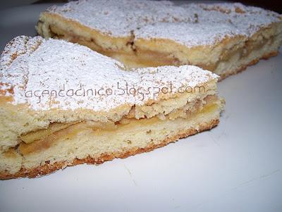 Ricetta torta alle mele di anna moroni