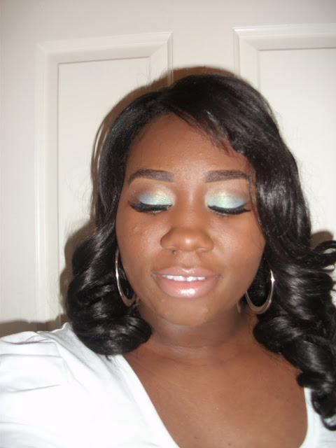 nicki minaj make up