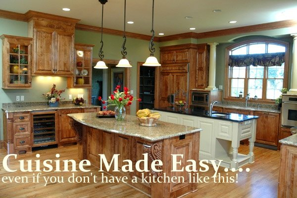 Cuisine Made Easy