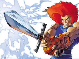 Thunder Cats on The Weak Knights  Thundercats Are Go