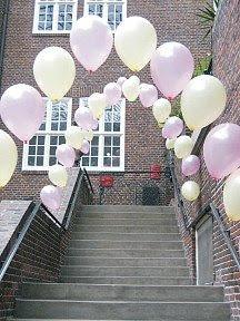 Hochzeit Und Heiraten Hochzeitsdekoration Aus Luftballons