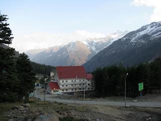 Hotel Alpina Azau