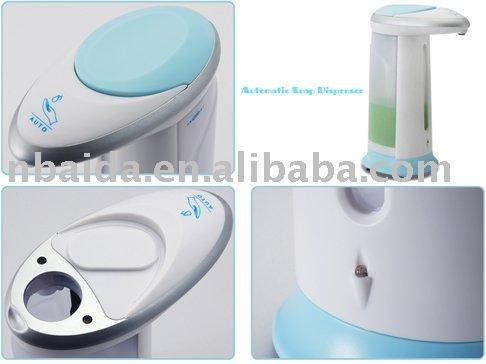 Ads dosificador de jab n para ba o publico for Dispensador jabon ducha
