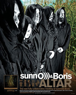 Sunn O))) and Boris – Altar