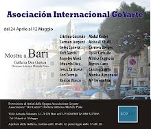 Exposición en Bari ( Italia )