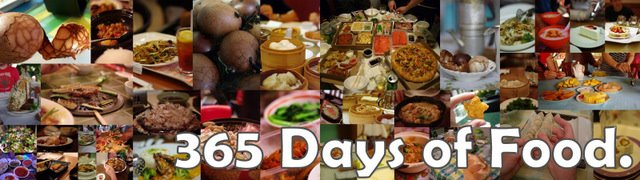 Joe Gray's 365 Days of Food