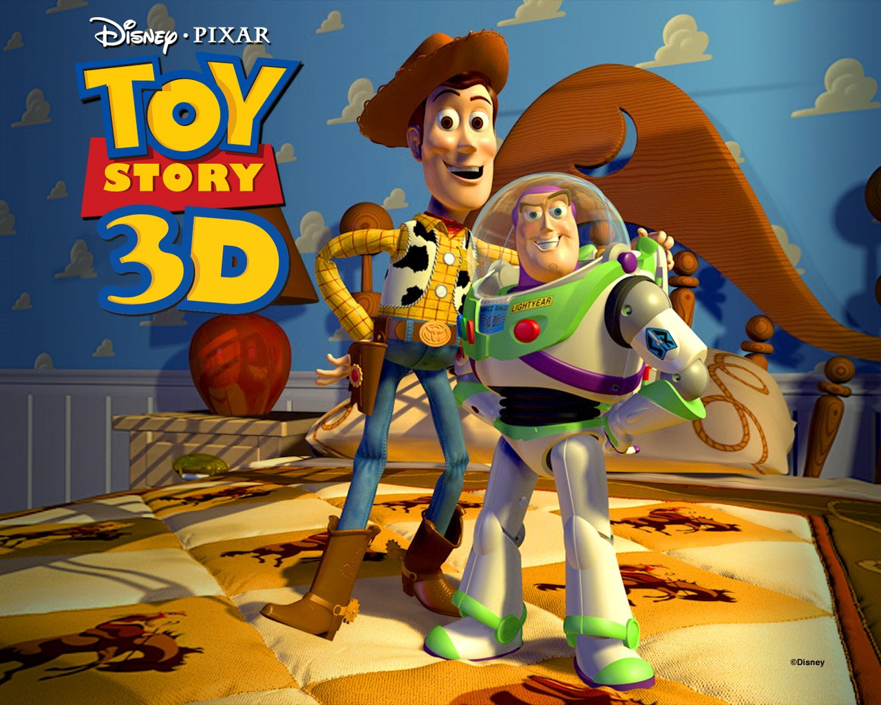 Eriku's World: Toy Story 3