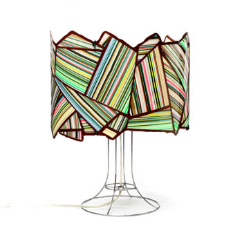 Lovely Curiosities Modern Version Of Stained Glass