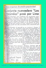 LOS IRACUNDOS 1967