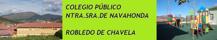 CP NTRA.SRA.DE NAVAHONDA