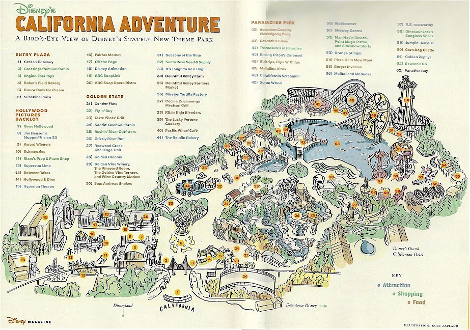 Ten Years of DCA: An Overview from Mr. Eisner