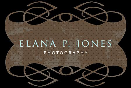 Elana P. Jones Photography- the blog