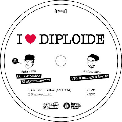 Diploide - I Love Diploide