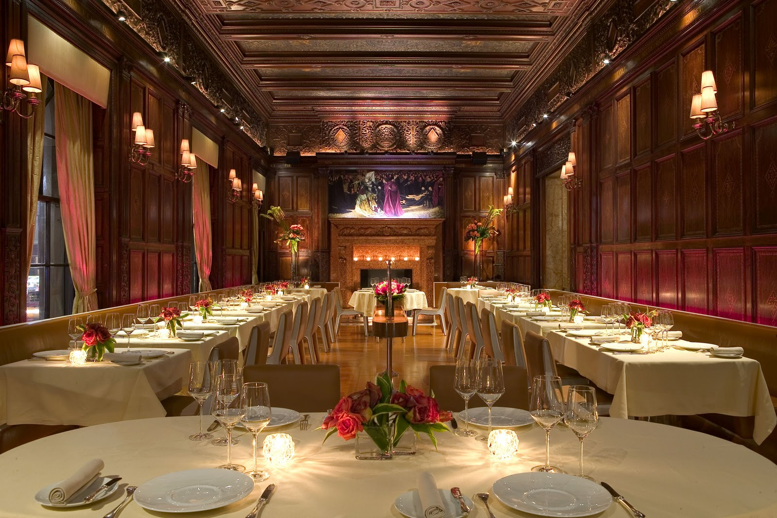 The new york palace fit for two kings dining duo