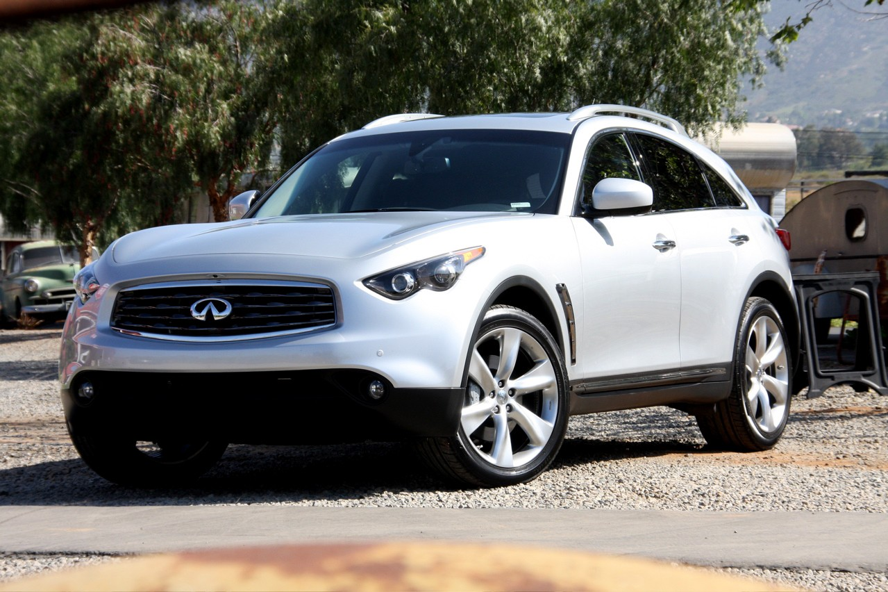 Mazda 3 Factory Rims >> Automotive: NEW INFINITI FX