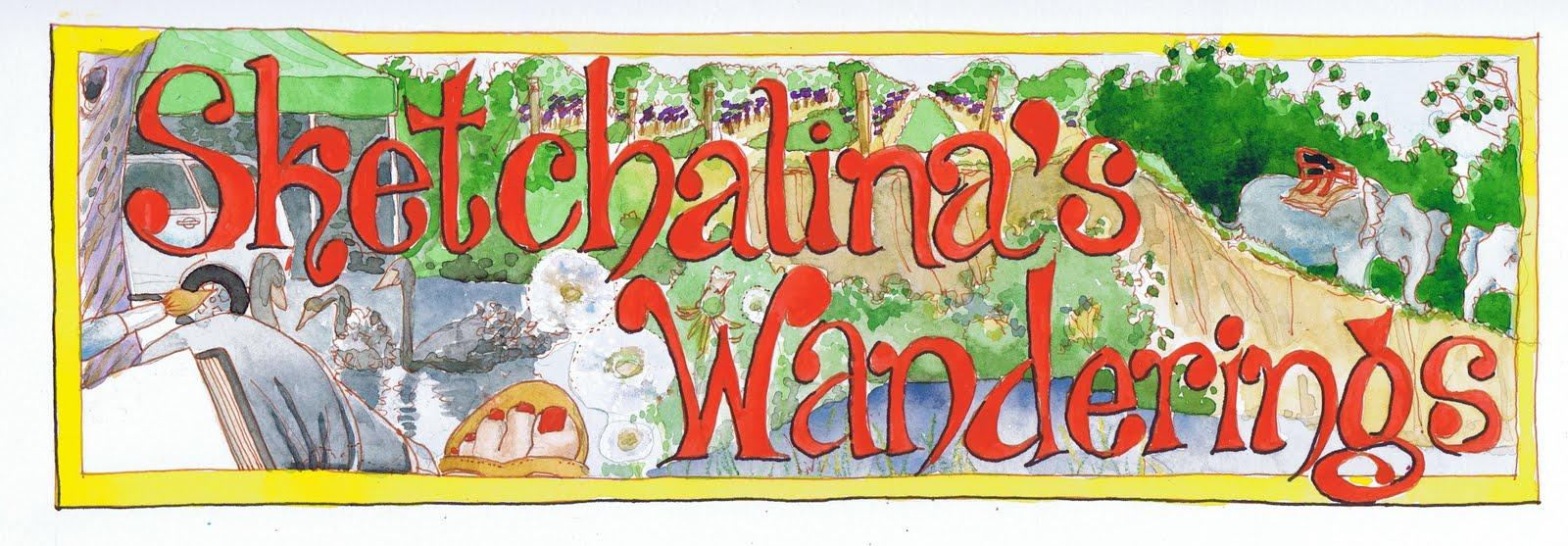 Sketchalina's Wanderings