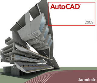 Logo do AutoCAD 2009