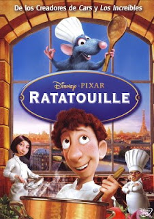 Ratatouille - Cartel