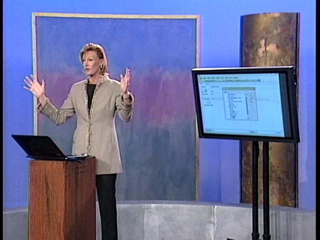 how to make a visual presentation