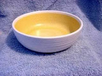 Franciscan Hacienda Gold Cereal Bowl - click for full size view