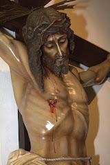 El Cristo de la Iglesia de la Murada