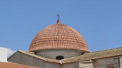 La cúpula de la Iglesia