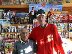 Gente muradeña Johny y Paco