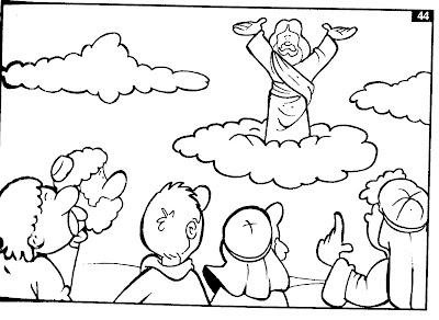 Jesus+ressuscitou visual6pb Jesus Ressuscitou! para crianças