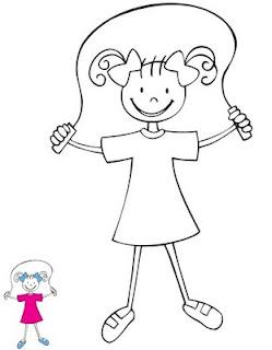des corda g gif Colorir Dia das Crianças!!! para crianças