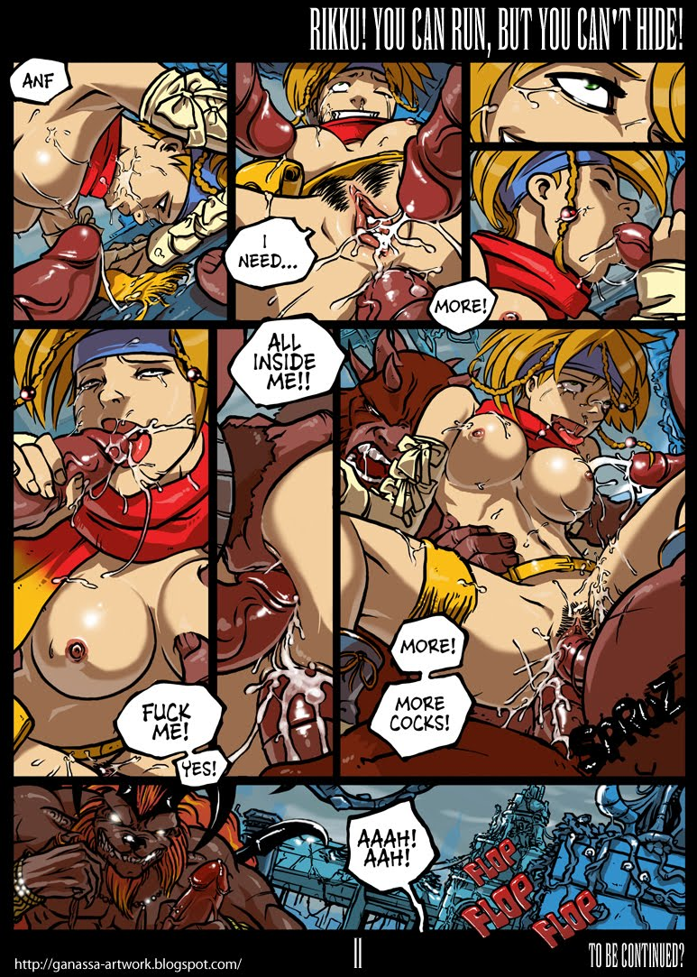 rikku video hentai