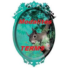 MODALITES/TERMS