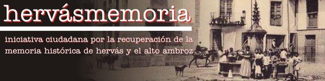 Hervás Memoria