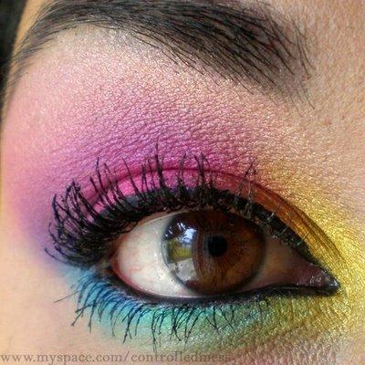 Dramatic Makeup Tutorial. following tutorial Lip,