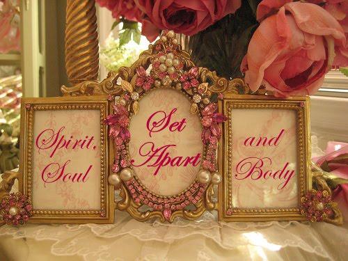 Set Apart - Spirit, Soul & Body