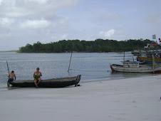 Na praia Primitiva, Vila dos Pescadores