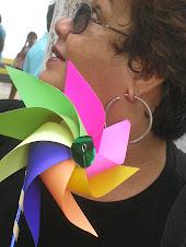 No Círio das Crianças, 28/10/2007. Autoria : Anaterra, 11 anos