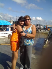 Eu e a filha