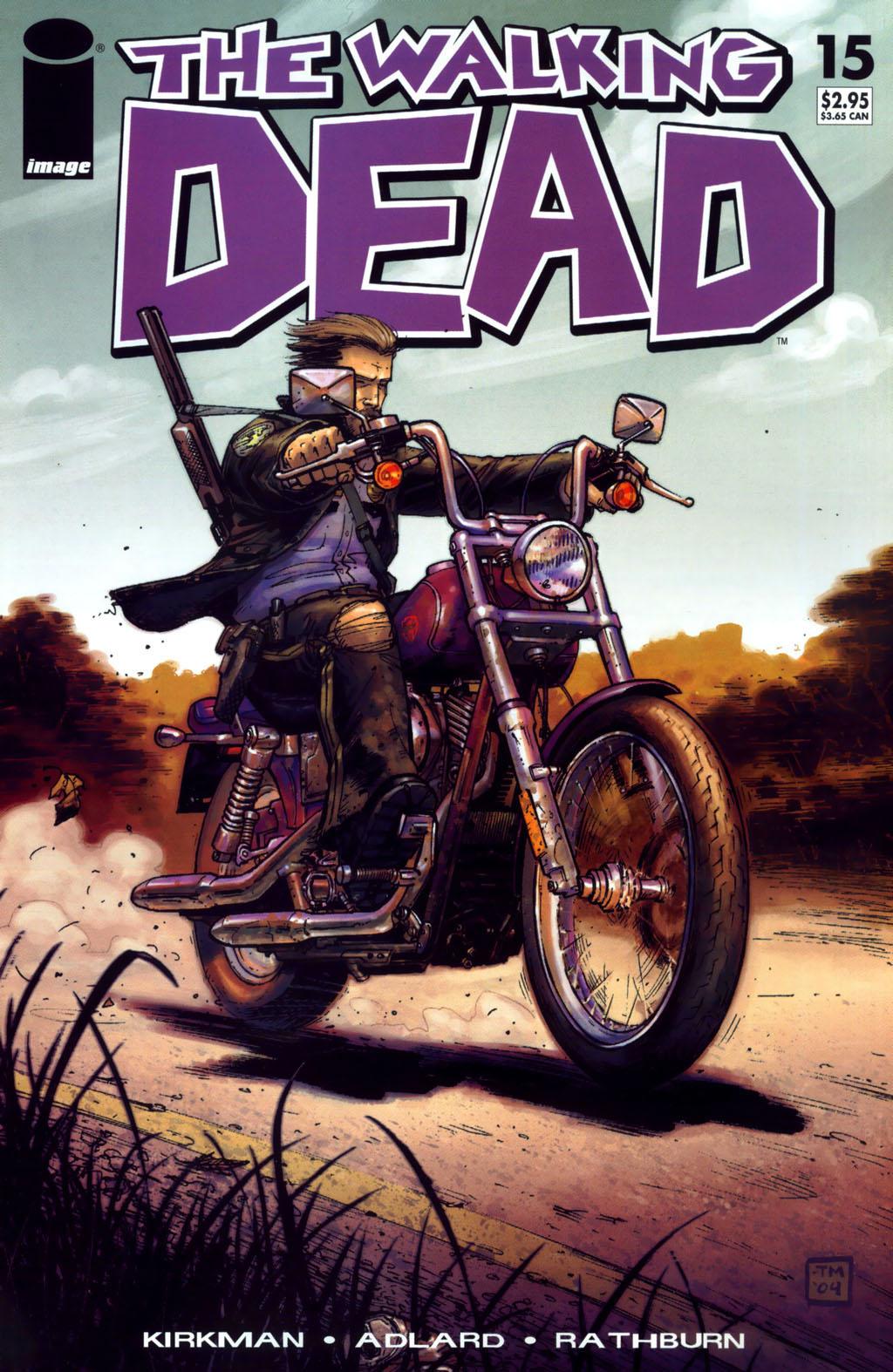 Quadrinhos – The Walking Dead Completo