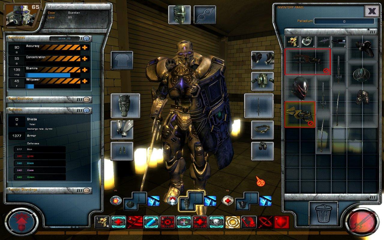 Hellgate London - постапокалиптическая компьютерная ролевая игра в жанре