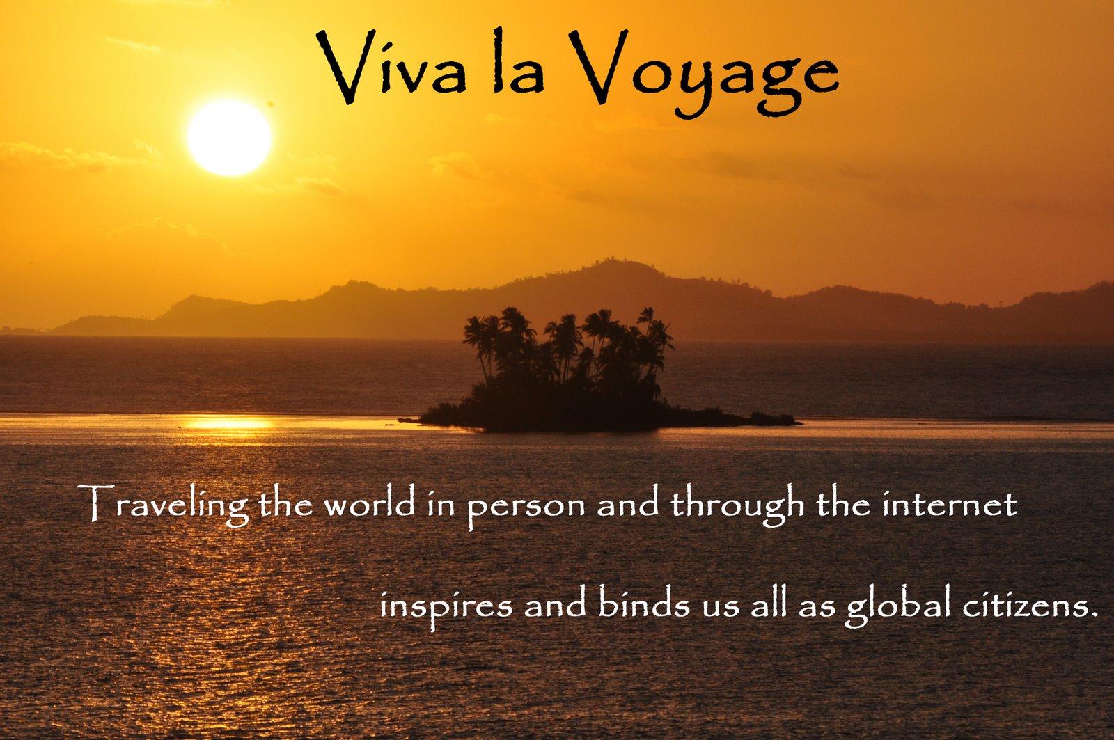 Viva la Voyage
