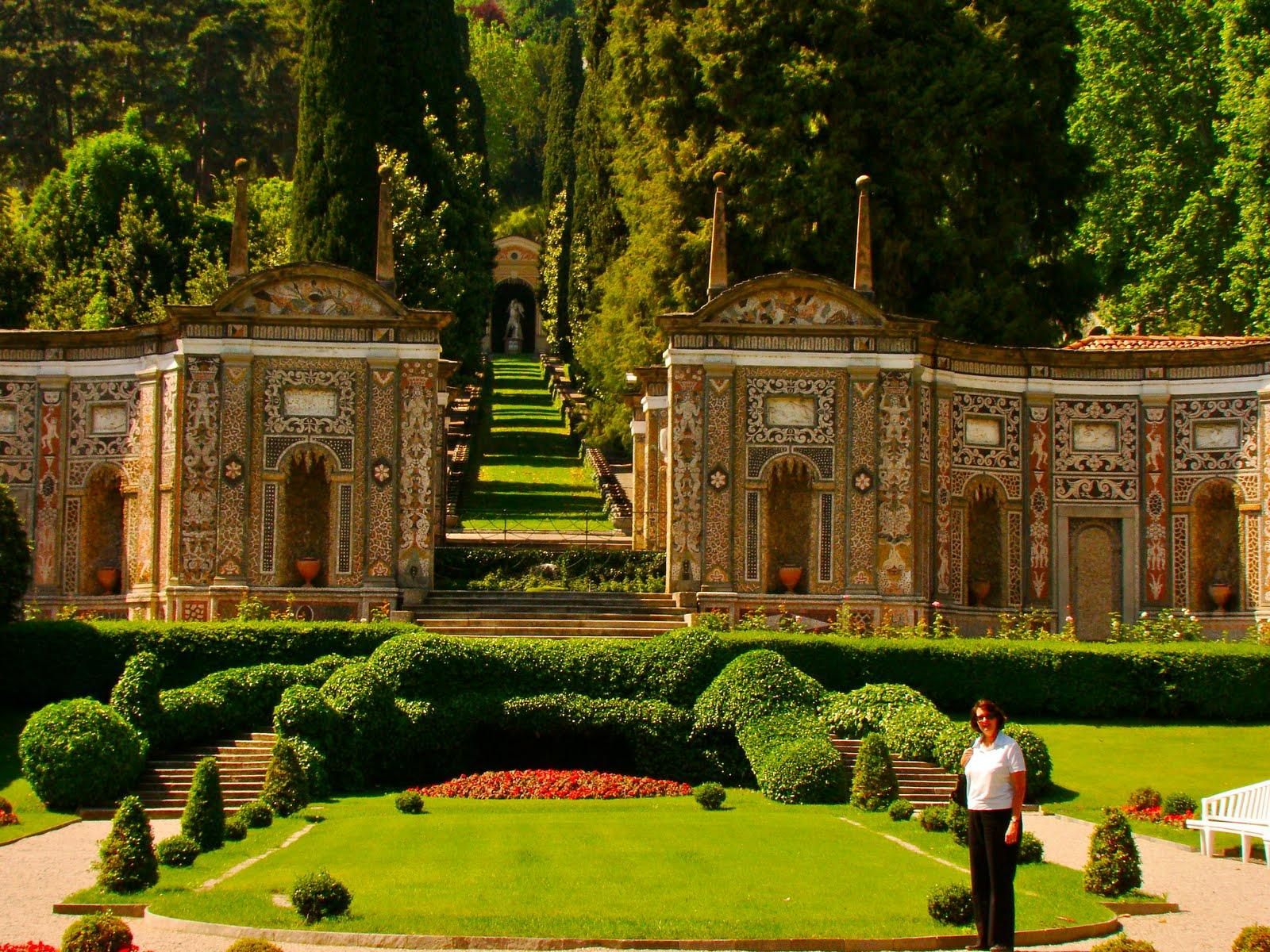 Viva la Voyage: The Grounds of Villa D\'Este on Lake Como