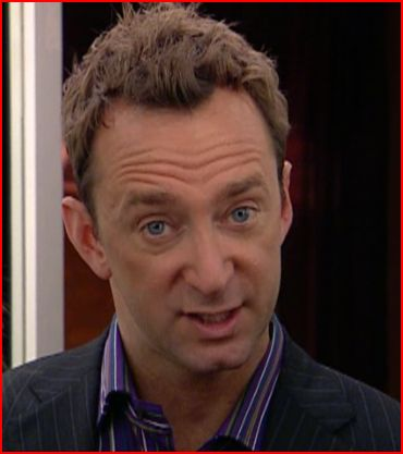 Clinton Kelly (MIA of late, temporarily ((albeit incorrectly and ...