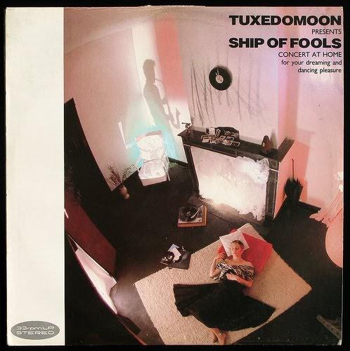 Winston Tong w Tuxedomoon Stranger