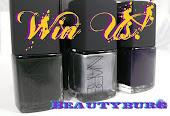 Beauty burgs 200 followers nars giveaway