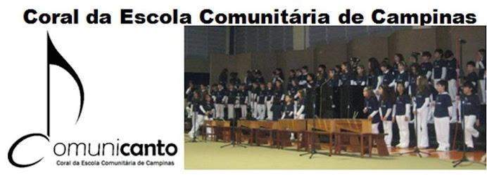 Escola Comunitária de Campinas - Coral Comunicanto