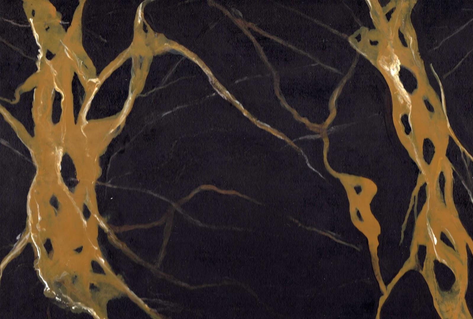 Deco project imitacion marmol portoro - Pintura efecto marmol ...