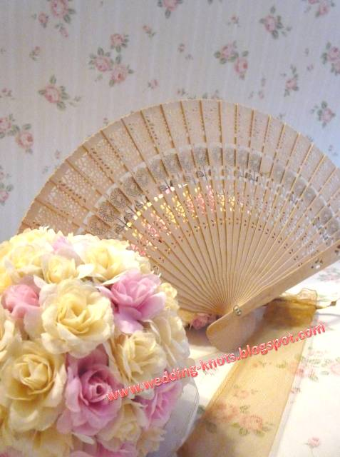 Custom Fans For Weddings