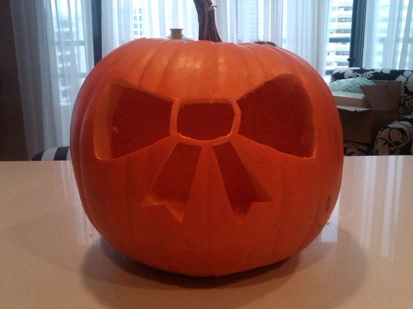 Designs By Mandi Who Says Pumpkins Can 39 T Be Stylish