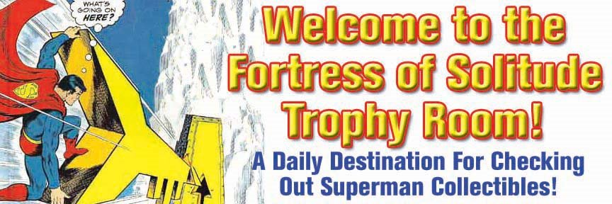 Fortress of Solitude Trophy Room